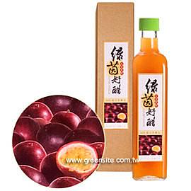 綠茵好醋 百香果醋 530ml/瓶