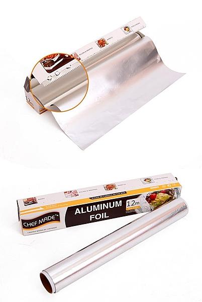 【學廚箔紙鋁箔紙WK9206 CA341 】NO135烘焙模具烘焙錫紙燒烤烹飪蛋糕西點錫紙燒烤【八八八】e網購