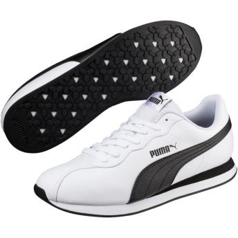 【プーマ公式通販】 プーマ チューリン 2 スニーカー ユニセックス Puma White-Puma Black  PUMA.com