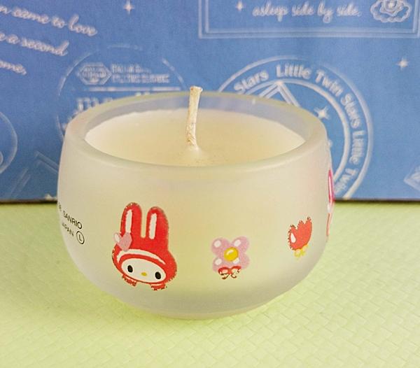 【震撼精品百貨】My Melody 美樂蒂~蠟燭