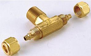 水電材料 風壓接頭 氣壓缸用 快速接頭 風用 SPB 1/8 PT外牙*6mm PU管