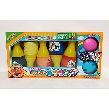 日本 Anpanman 麵包超人保齡球玩具(3057)  -超級BABY