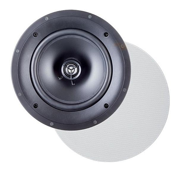新竹推薦音響店《名展影音》加拿大 Paradigm CI Home H80-R 圓形無邊框崁頂喇叭/ 對
