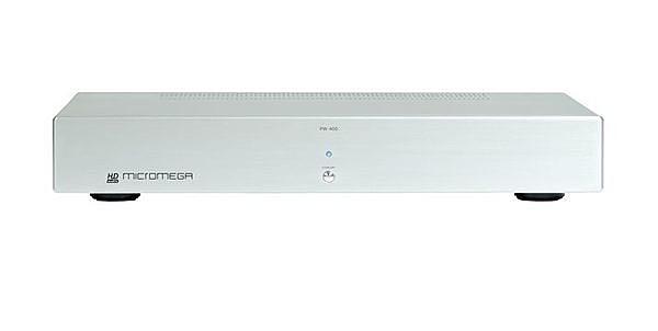 《名展影音》Micromega PW400 後級擴大機 另有PA20/PW250
