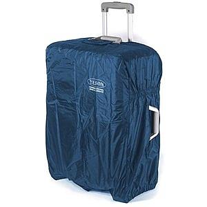 YESON 22-25吋 第二代耐磨尼龍布防潑水行李箱防塵套 MG-8藍