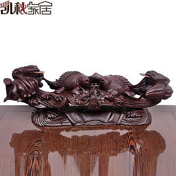 木雕 黑檀木雕 擺件