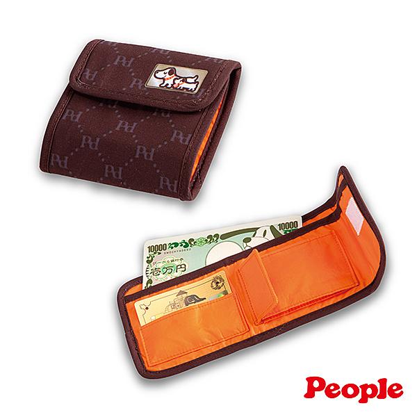 日本People 寶寶專用錢包玩具UB066[衛立兒生活館]
