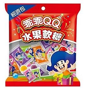 乖乖QQ水果軟糖經濟包190g/包【合迷雅好物超級商城】