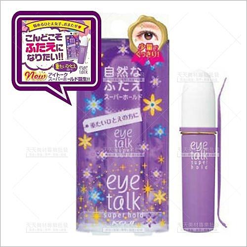 日本KOJI Eyetalk雙眼皮定型液007510(強黏)-6mL [59110]