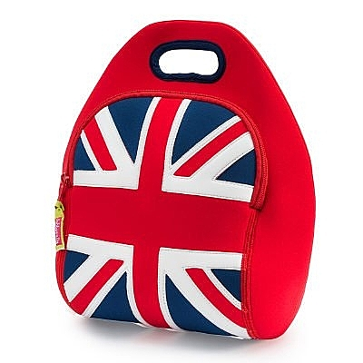 美國Dabbawalla 瓦拉包 手提包 英國國旗