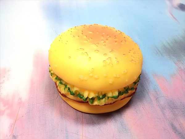 【漢堡造型BB JA052】NO135寵物用品 寵物玩具【八八八】e網購