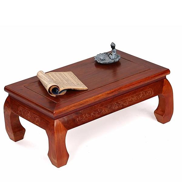 紅木家具花梨木炕幾炕桌飄窗桌中式仿古實木榻榻米小茶幾矮桌茶桌