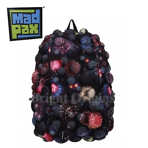 MadPax時尚造型包-氣球包-大包【限量款:煙火】