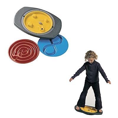 【華森葳兒童教玩具】感覺統合-平衡彈珠台-1 B2-2142