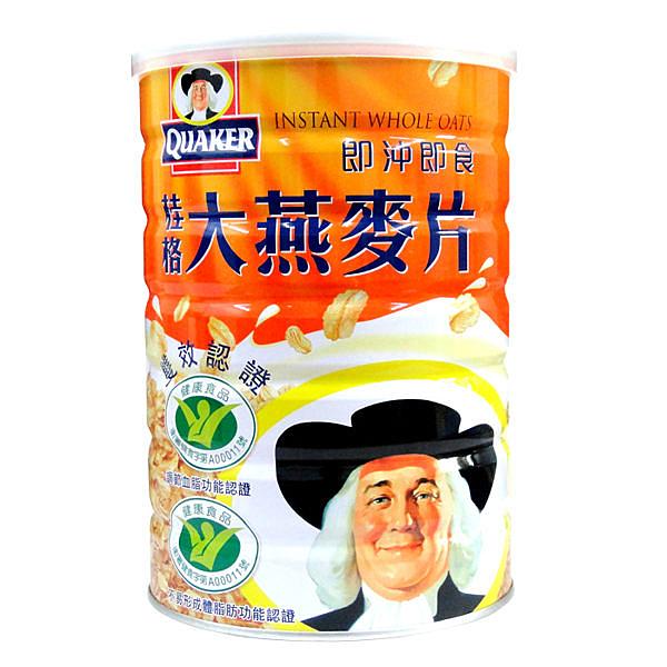 桂格 大燕麥片 雙健食字號【躍獅】