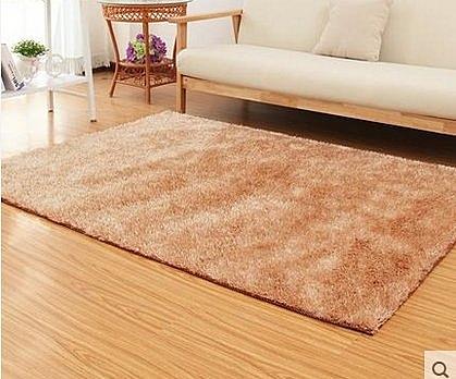茶几客廳地毯 臥室房間滿鋪 韓國絲時尚簡約現代床邊歐式可定制墊
