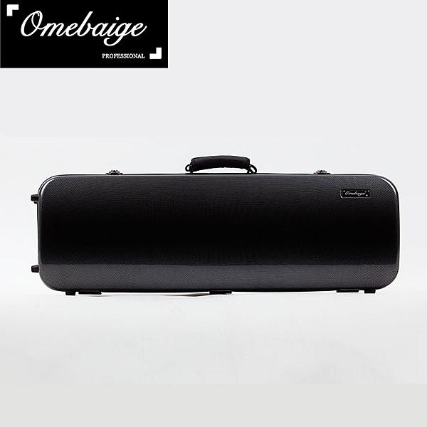 小叮噹的店- 小提琴盒 Omebaige 4/4 四方型小提琴 BGSMART-VC 免運費
