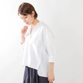 TICCA ティッカ コットンスキッパーシャツ tais-005