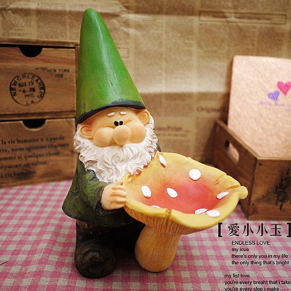 【綠精靈的蘑菇】趣味時尚家居飾品