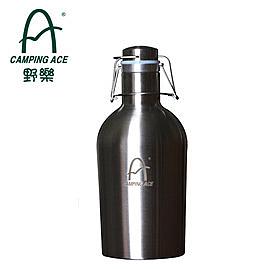 丹大戶外【Camping Ace】雙層真空304不銹鋼啤酒壺 戶外隨身水壺 ARC-1536-15