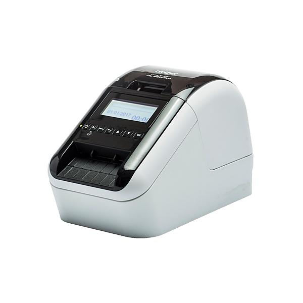 (贈62mm補充帶X10捲)公司貨 Brother QL-820NWB 標籤機 條碼機 食品標示機 用掃描槍 條碼列印