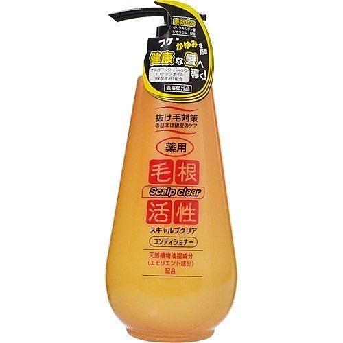 日本【JUN】健康頭皮潤髮乳