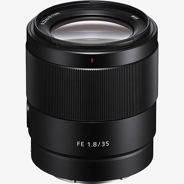 【震博】Sony FE 35mm F1.8 大光圈鏡頭 (台灣索尼公司貨) 現貨供應~送TIFFEN 55mmCPL