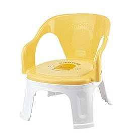 **小饅頭**黃色小鴨 兒童安全座椅(GT-83330)