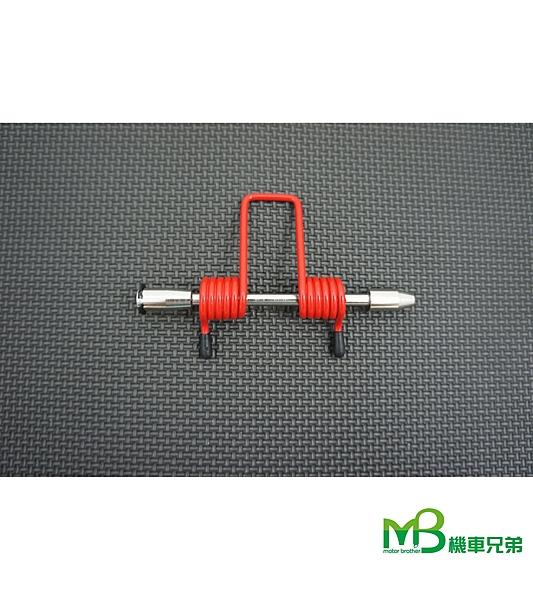 機車兄弟【JS 機車座墊彈簧(副軸心+E扣)】勁戰/GTR/AERO