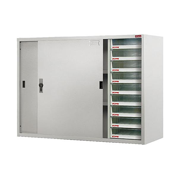 【YUDA】DU-11809M 9抽密碼鎖資料櫃[23-03] 文件櫃/展示櫃/公文櫃