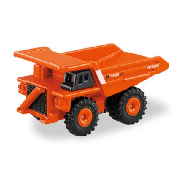 TOMICA NO.102 日立建機傾倒卡車 TM102A 多美小汽車