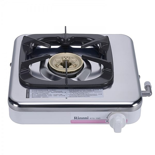 (能源效率3級)林內 Rinnai 傳統式  單口瓦斯爐 RTS-1ND(日本進口)