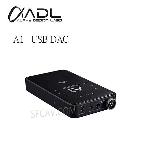 【竹北勝豐群音響】FURUTECH ADL  A1  USB DAC/耳機擴大機