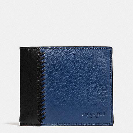 COACH 美國進口 #F75170 藍色 錢包
