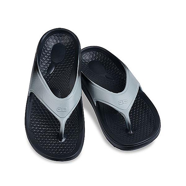 《Spenco》FUSION 2 FADE 男 能量回復 涼拖鞋 漸層灰色 SF20-238