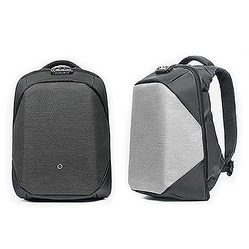 摩比小兔~Click 立體防盜包 後背包 雙肩包 包包 大容量 旅行包
