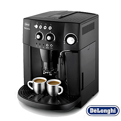 《Delonghi》ESAM 4000 幸福型全自動咖啡機 原廠保固一年/贈上田曼巴咖啡豆5磅