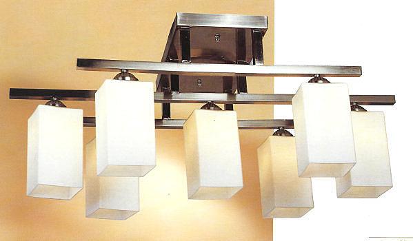 燈飾燈具【燈王的店】半吸頂 7 燈 美術燈 客廳燈 餐廳燈 臥室燈 書房燈 TY69-1