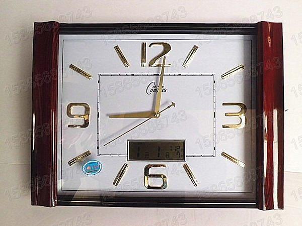 康巴絲掛鐘 (白表盤)
