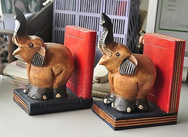 【協貿國際】泰國特色手工雕刻木製工藝品擺件