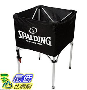 [COSCO代購] W123722 斯伯丁籃球收納推車 Spalding Caster Wheels Ball Cart