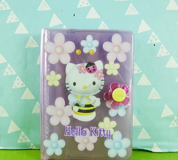 【震撼精品百貨】Hello Kitty 凱蒂貓~卡片本~蜜蜂【共1款】