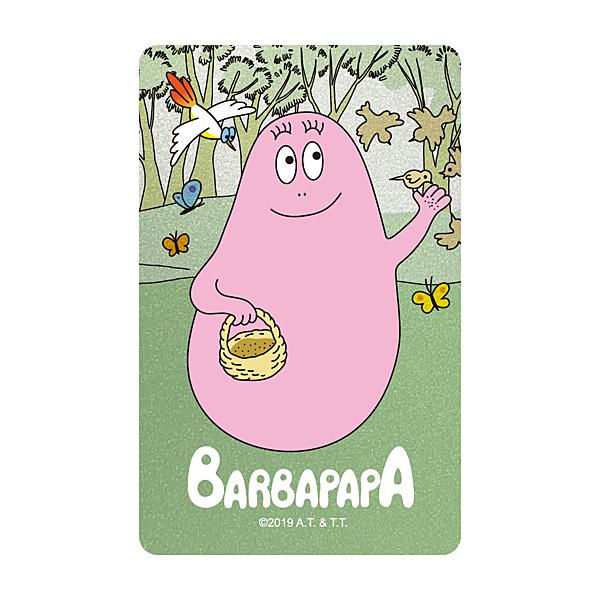 泡泡先生《森林系》一卡通