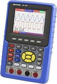 泰菱電子◆20MHz 掌上型數位示波器 +三用電錶OS-1022 TECPEL