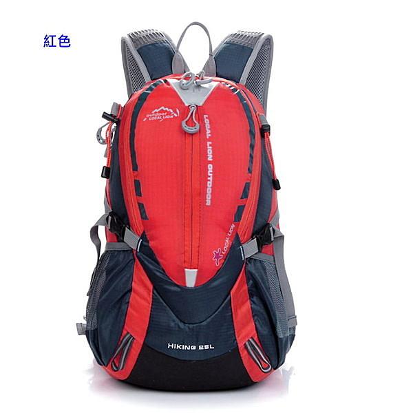 透氣輕量化戶外騎行背包 超輕登山包 男女戶外旅遊包 雙肩包 自行車裝備 25L