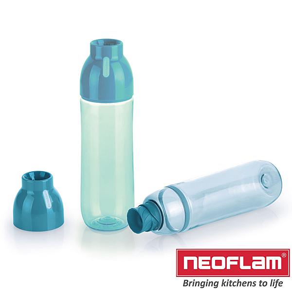 限時促銷↘ TRITAN 旋轉瓶-700ml(藍色)