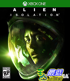 [玉山最低網] (4974365882013 ) XBOXONE 異形 孤立 Alien: Isolation