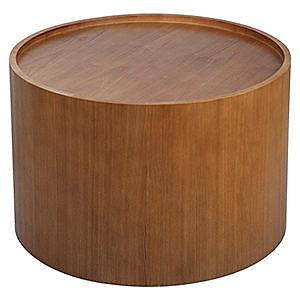 【源之氣】實木圓型60靜坐墊專用木座(坎入止滑) RM-40302 (台灣製造)