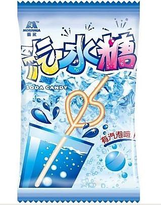 森永汽水糖 25g-10包/盒【合迷雅好物超級商城】