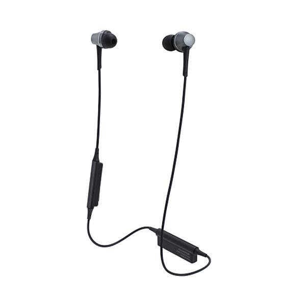 Audio-Technica 鐵三角 ATH-CKR75BT 無線藍牙耳道式耳機 鐵灰